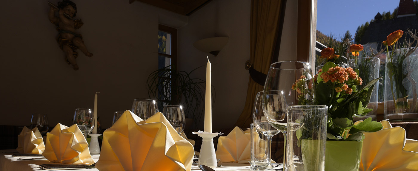 Ristoranti tipici a Merano e dintorni: ristorante Hotel Arnstein